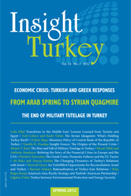 From Arab Spring to Syrian Quagmire