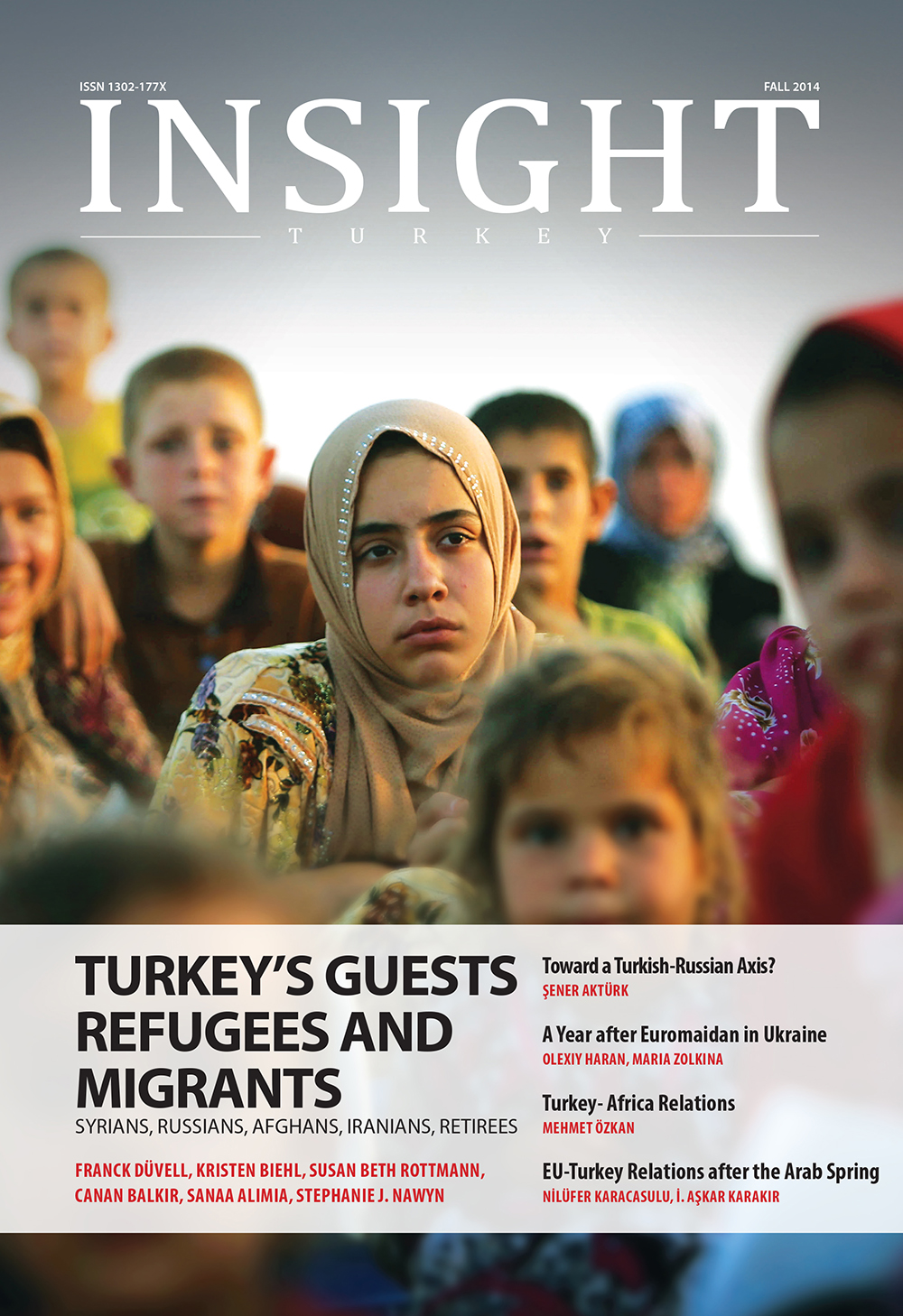 Turkey's Guests Refugees and Migrants