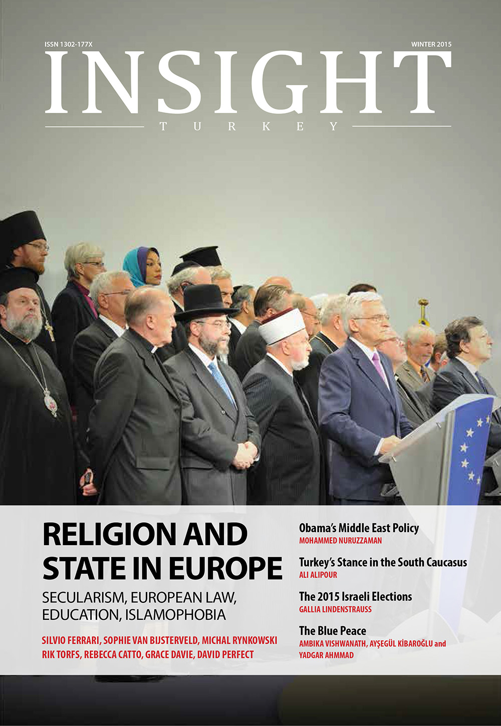 Religion and State in Europa