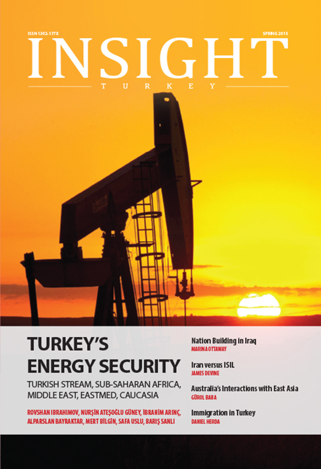 Turkey's Energy Security