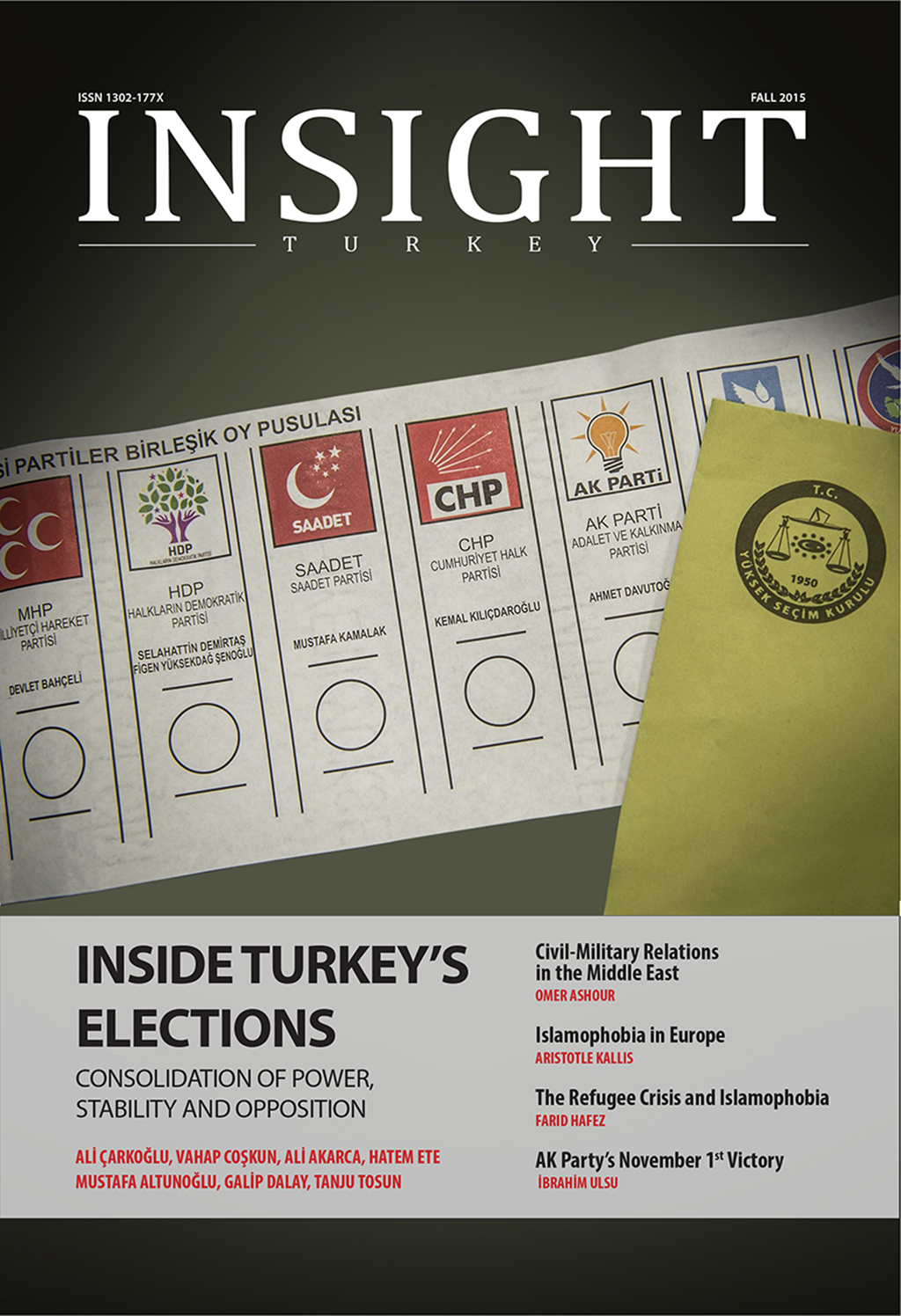 Inside Turkey's Elections