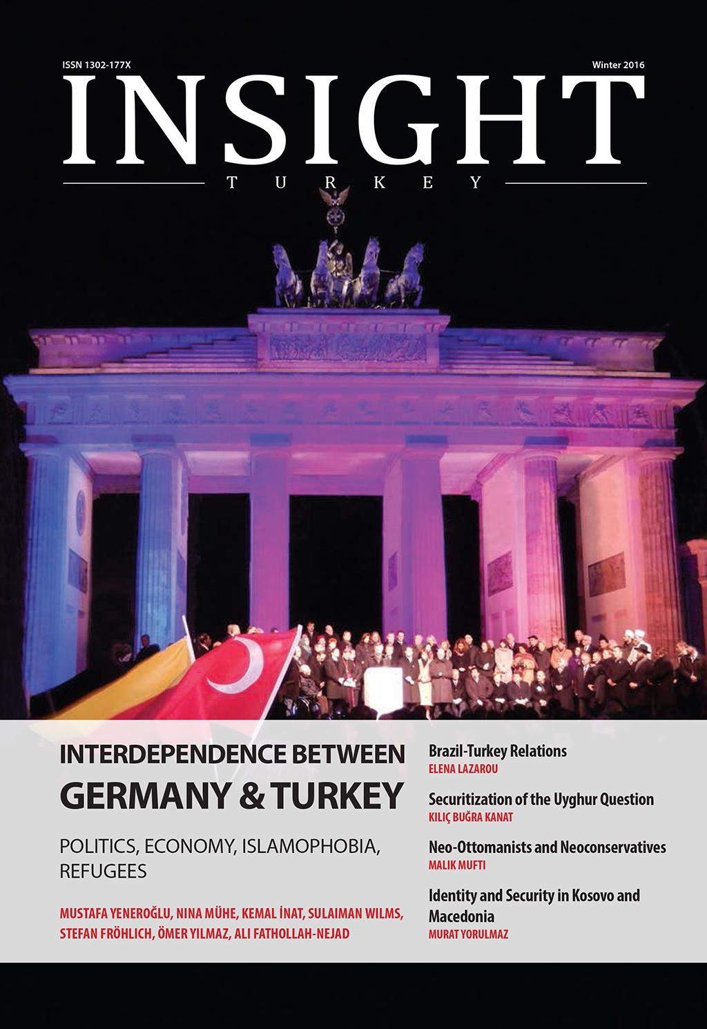 Interdependence between Germany amp Turkey