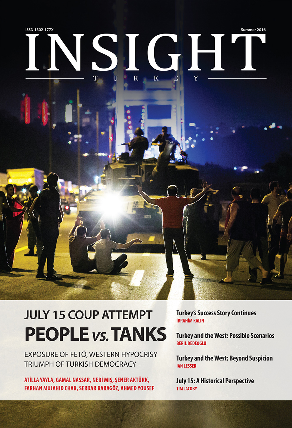 July 15 Coup Attempt People vs Tanks