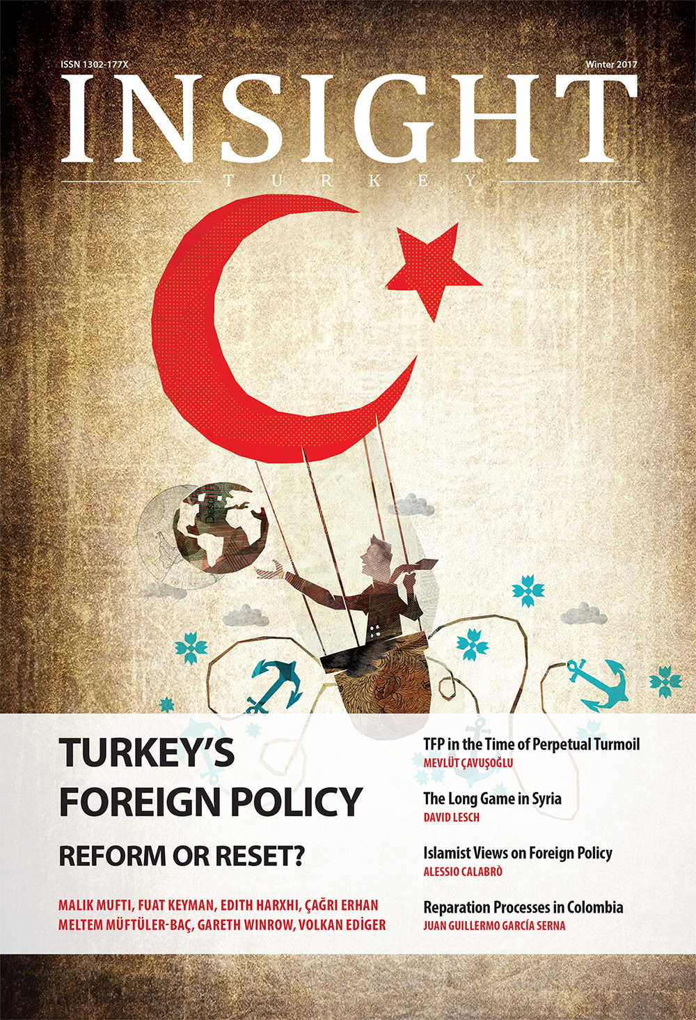 Turkey's Foreign Policy Reform or Reset