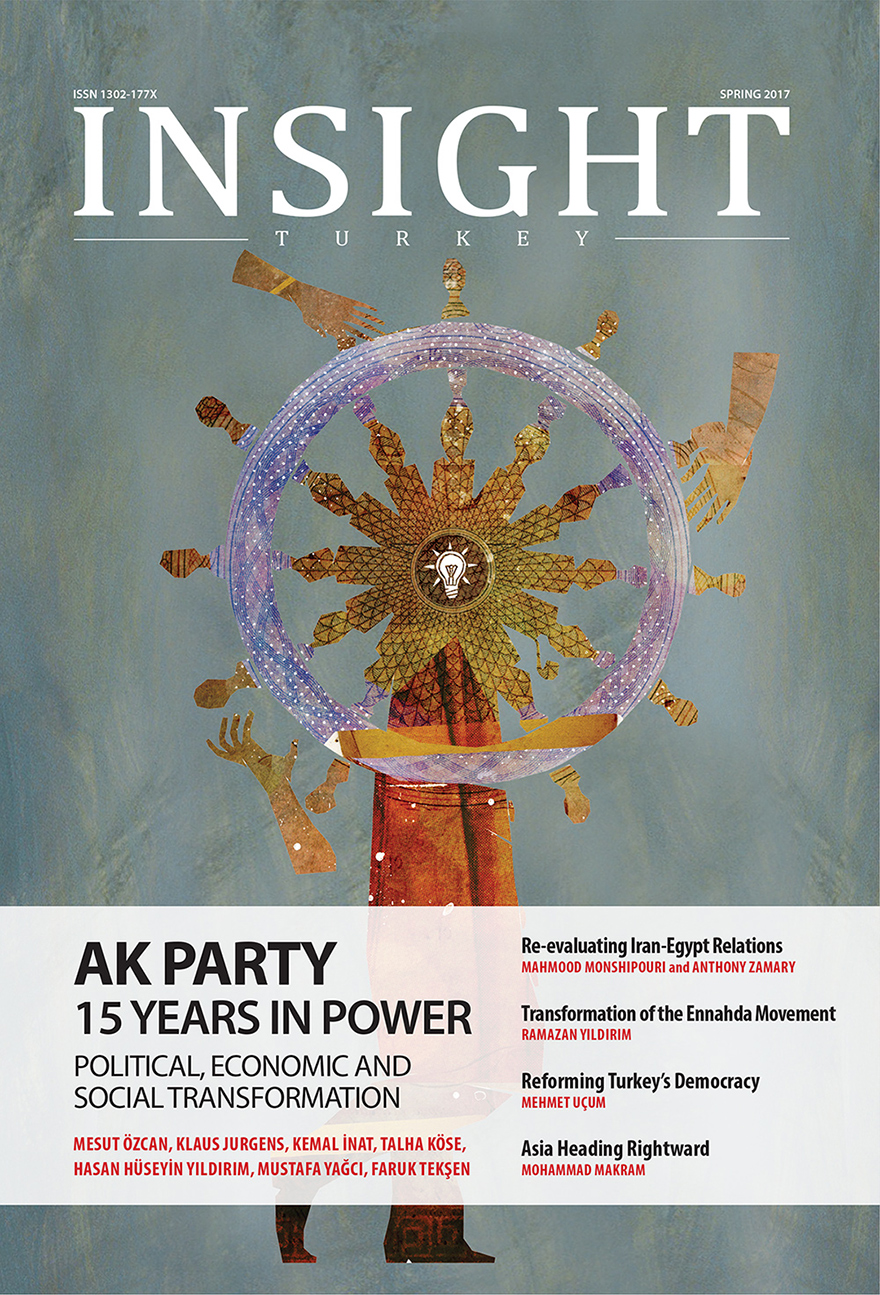 AK Party 15 Years in Power