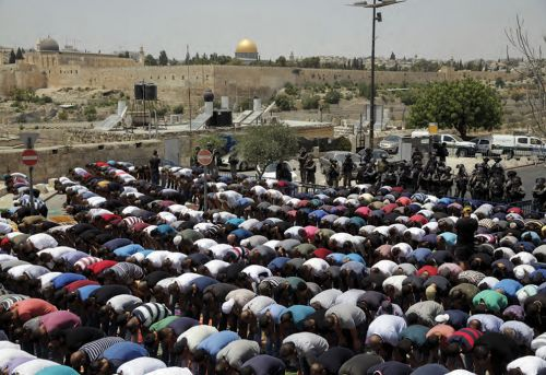 Al-Aqsa Mosque s Incident in July 2017 Affirming the Policy