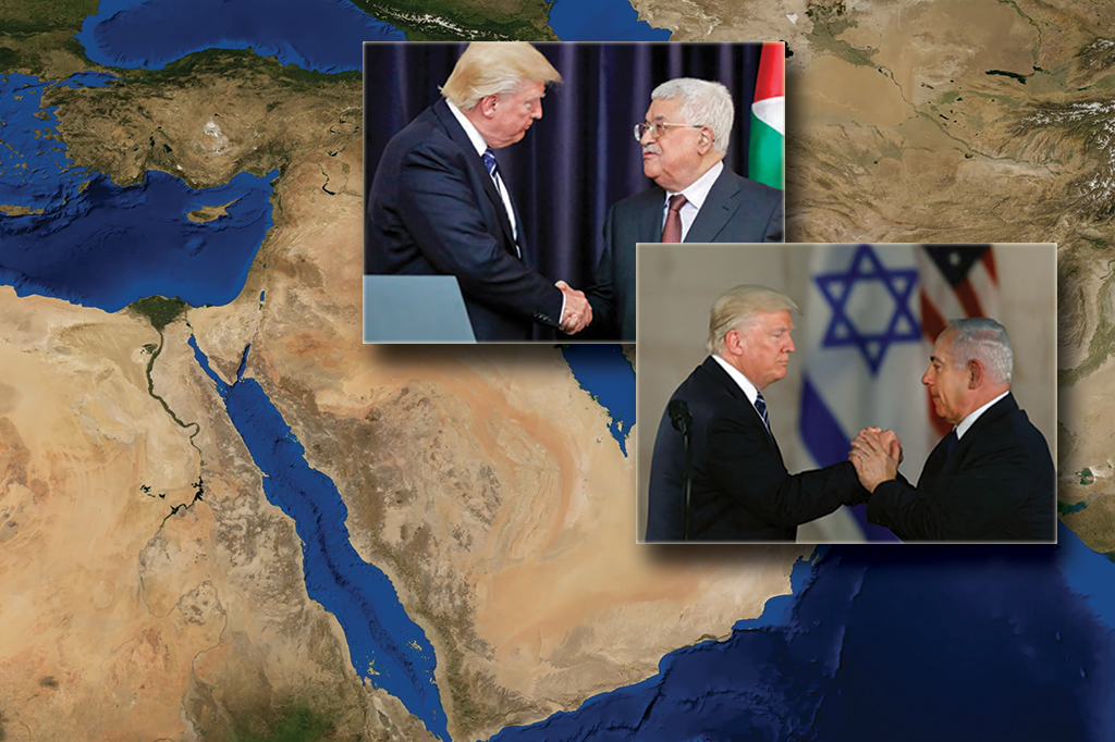 Trump and the Middle East 'Barking Dogs Seldom Bite'