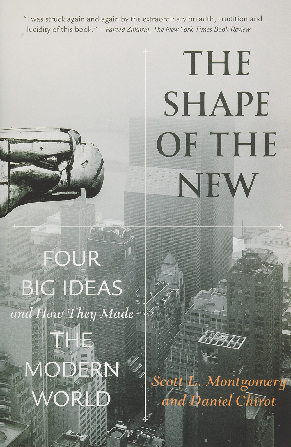 The Shape of the New Four Big Ideas and How