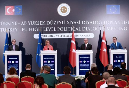 Assessing Turkey s Foreign Policy Choices towards the European Union