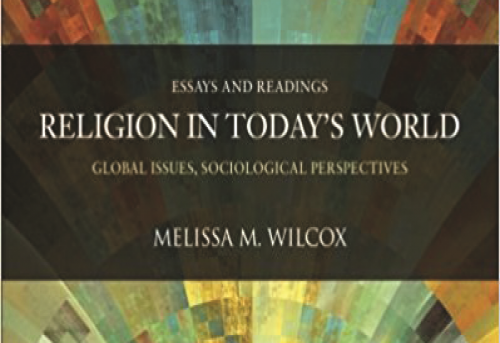 Religion in Today s World Global Issues Sociological Perspectives