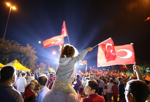 Measuring Social Perception of the July 15 Coup Attempt