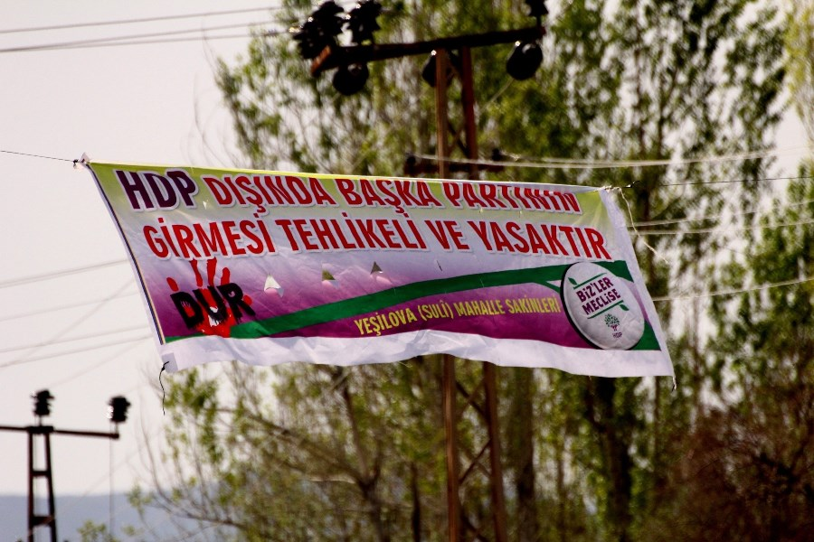 HDP Torn Between Violence and Politics