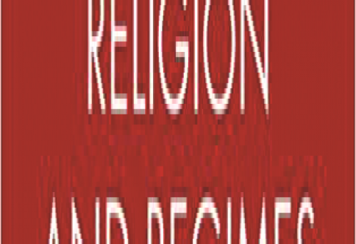 Religion and Regimes Support Separation and Opposition