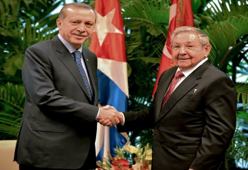 Reinvention of Turkish Foreign Policy in Latin America The Cuba