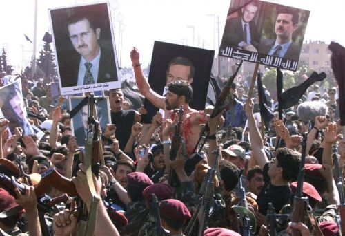 The Role of the Military in Syrian Politics and the