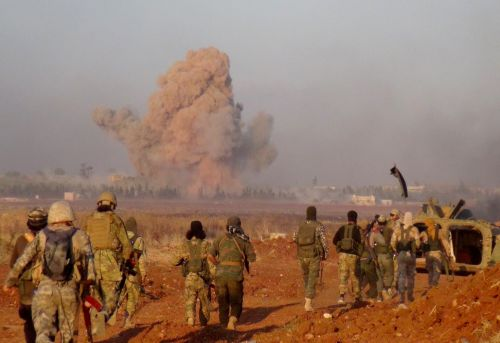 The Mayhem in Syria Where to