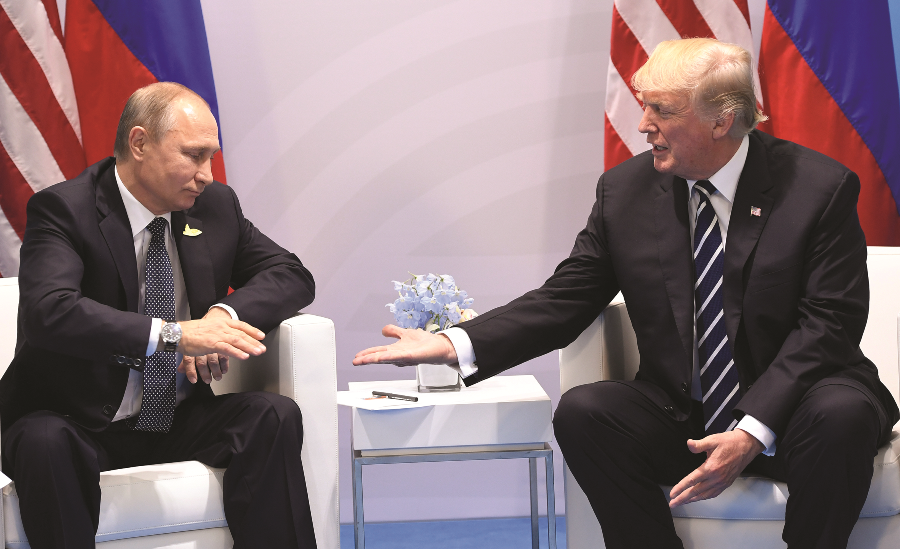 U S -Russian Relations in the Trump Era