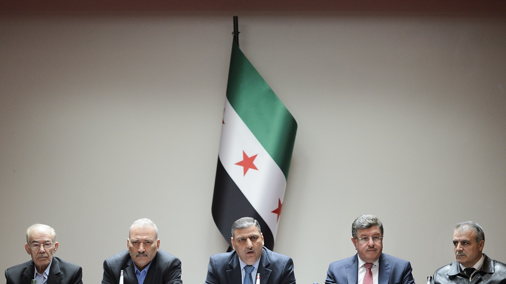 The Syrian Political Opposition What Went Wrong