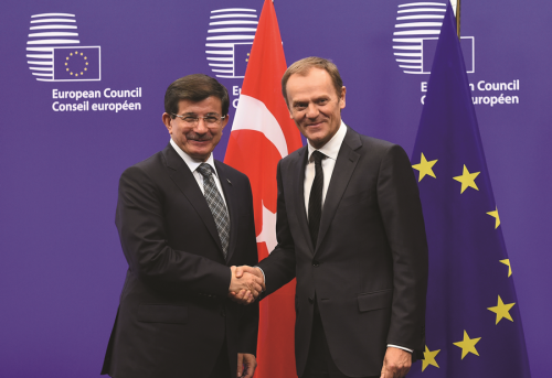 EU-Turkey Relations in the Context of the Middle East after