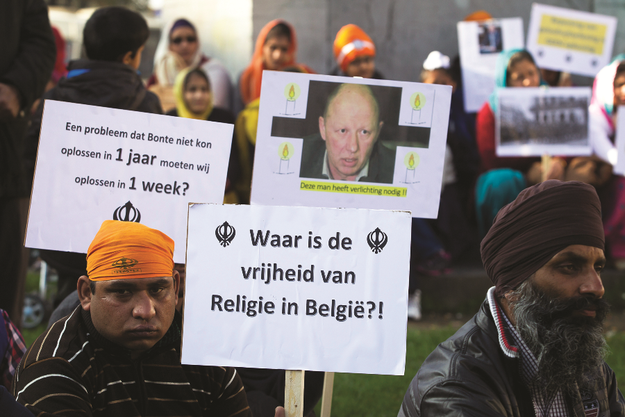 Religion and State in Belgium