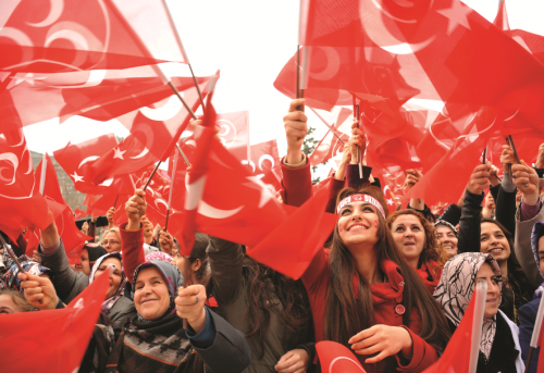 The 2014 Local Elections in Turkey A Victory for Identity