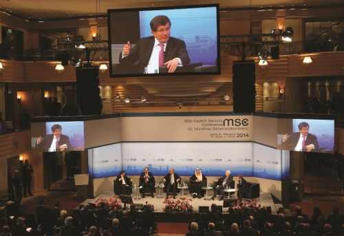 Geopolitical Codes in Davutoğlu s Views toward the Middle East
