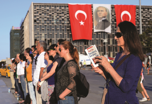 Political Culture and National Identity in Conceptualising the Gezi Park