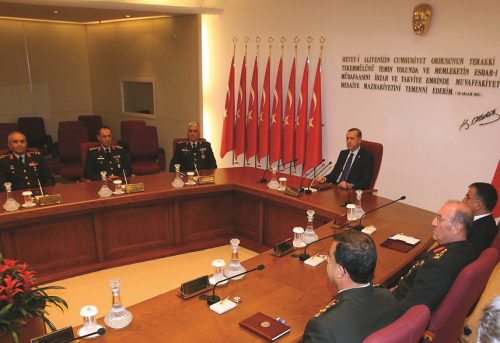Civil-Military Relations During the AK Party Era Major Developments and