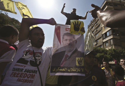 Military Political Islam and the Future of Democracy in Egypt