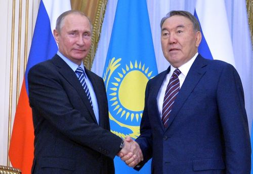 Kazakh and Russian History and Its Geopolitical Implications