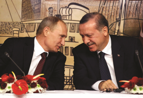 From Damascus to Kabul Any Common Ground between Turkey and