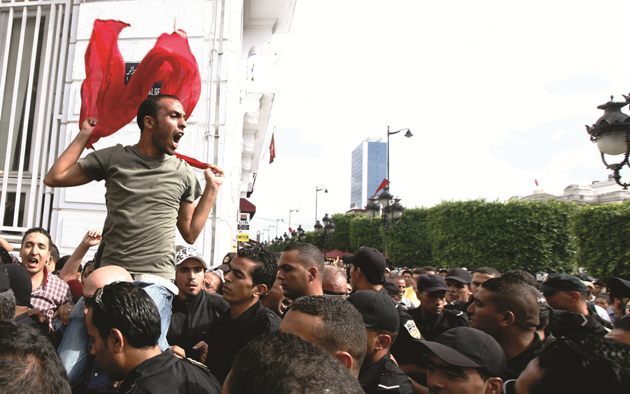 The Arab Uprisings Two Years On Ideology Sectarianism and the