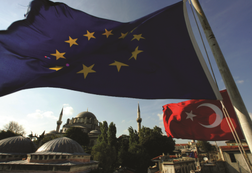 The Geopolitics of Support for Turkey s EU Accession A