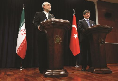 Turkish-Iranian Relations From �Friends with Benefits to �It s Complicated