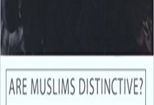 Are Muslims Distinctive A Look at the Evidence