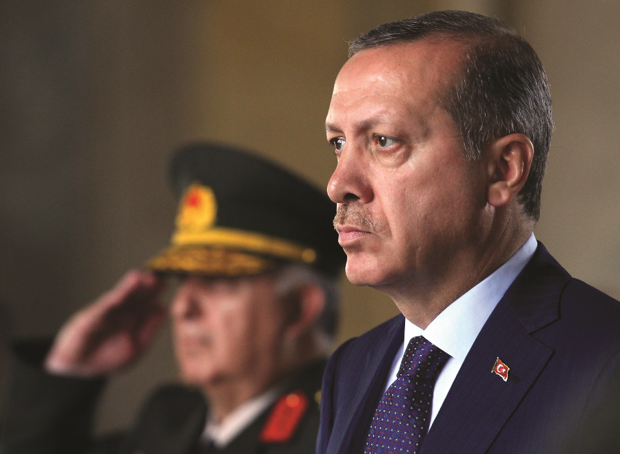 The Rise and Fall of Military Tutelage in Turkey Fears