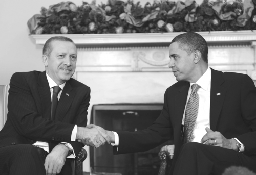 United States and Turkey Allies at Odds