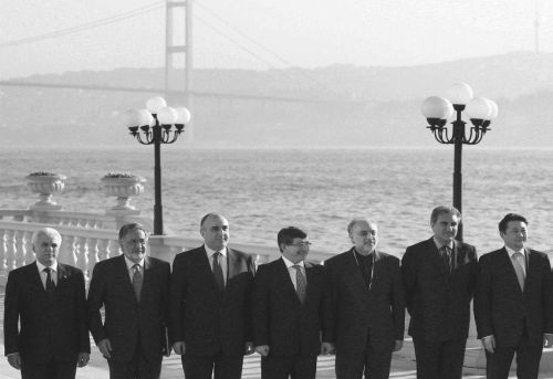 Turkey s Neighborhood Policy An Emerging Complex Interdependence