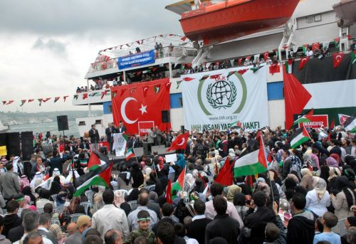Attack on the Gaza Flotilla An Eyewitness Account