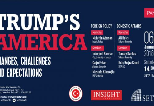 PANEL Trump s America Changes Challenges and Expectations