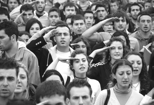 The Militarization of Secular Opposition in Turkey