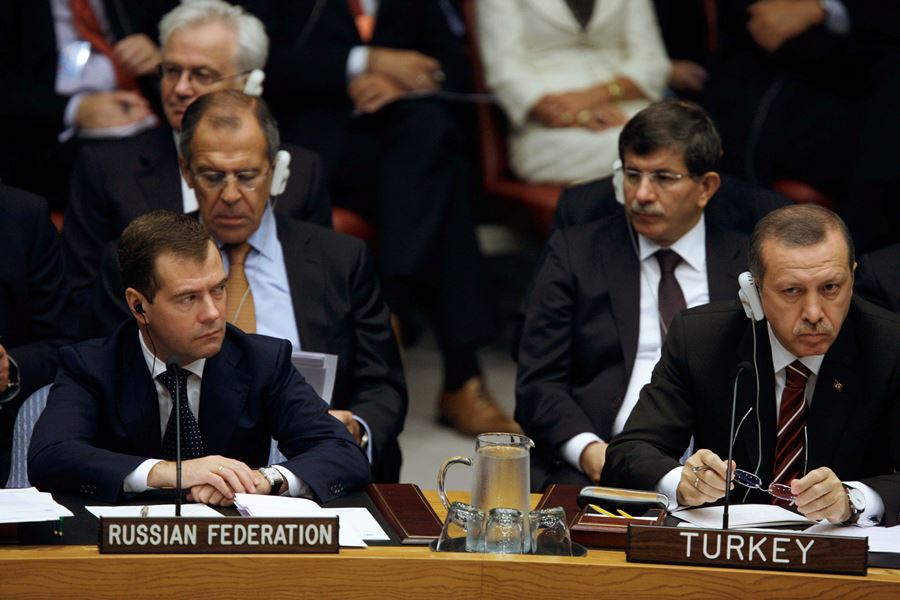 Turkey in the UN Security Council Its Election and Performance