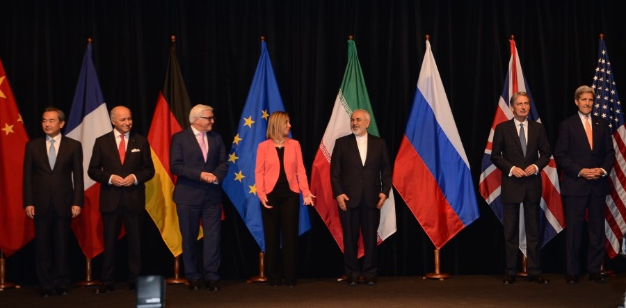 Six world powers (the U.S., UK, France, China, Russia, and Germany) reached a deal with Iran on limiting Iranian nuclear activity on July 14, 2015