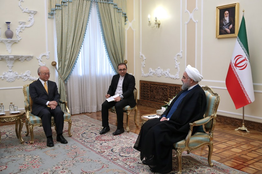 Iran s Nuclear Agreement The Three Specific Clusters of Concerns