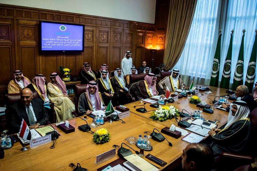The Regional Geo-sectarian Contest over the Gulf