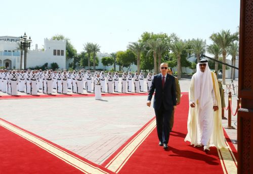 Quo Vadis Turkey-GCC States Relations A Turkish Perspective