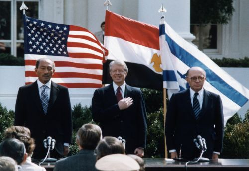 American Foreign Policy toward the Arab-Israeli Conflict Strategic Transformations