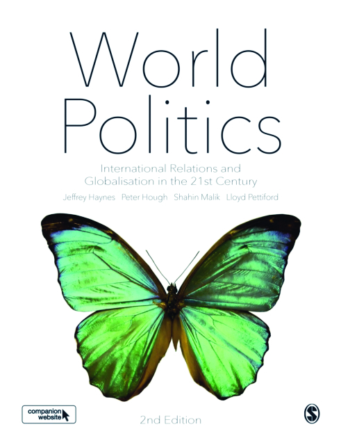 World Politics International Relations and Globalization in the 21st Century