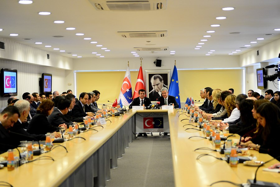 Toward a �Privileged Partnership The EU Turkey and the Upgrade