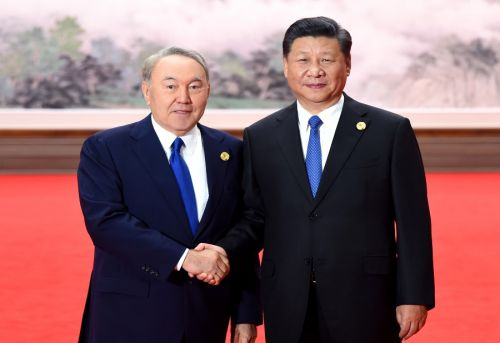 Chinese Institutional Diplomacy toward Kazakhstan The SCO and the New